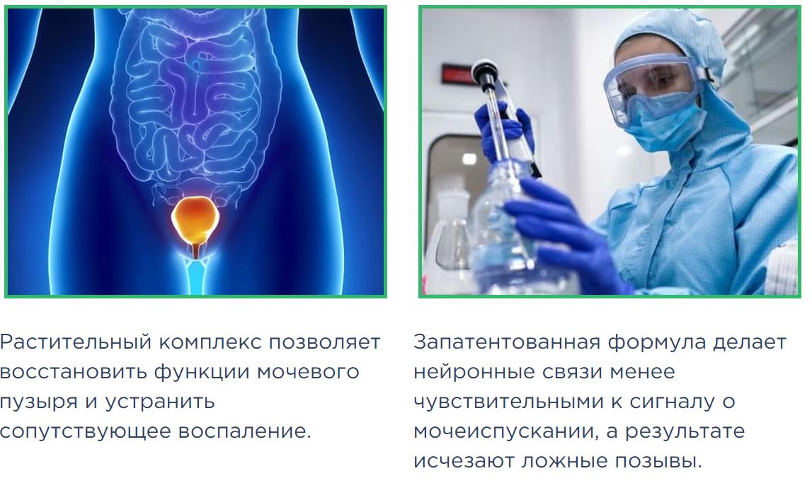 Уринастоп – эффект от препарата