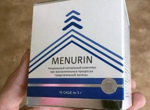 Менурин