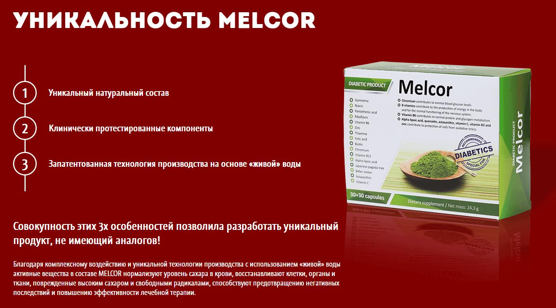 Мелькор – особенности